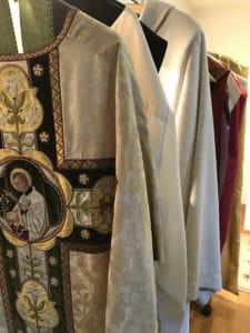 Benediktinerinnen vom Heiligsten Sakrament Osnabrück, Paramentenwerkstatt