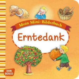 Mein Mini-Bilderbuch. Erntedank. Don Bosco-Verlag