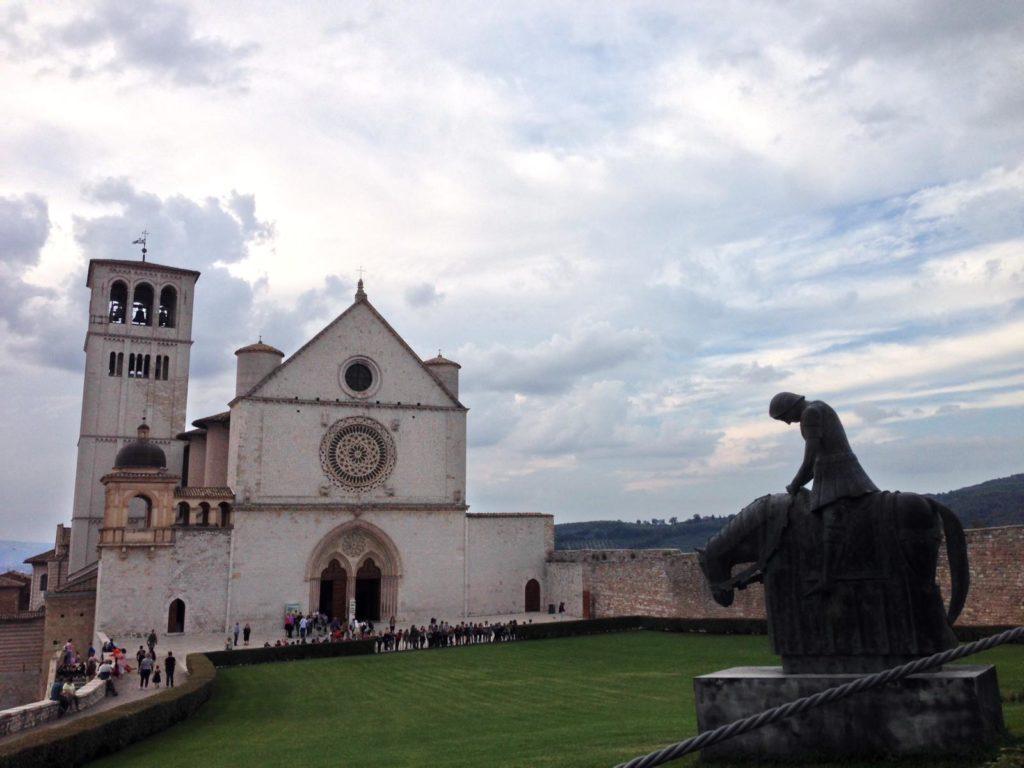 Pilgerreise Assisi Oktober 2018