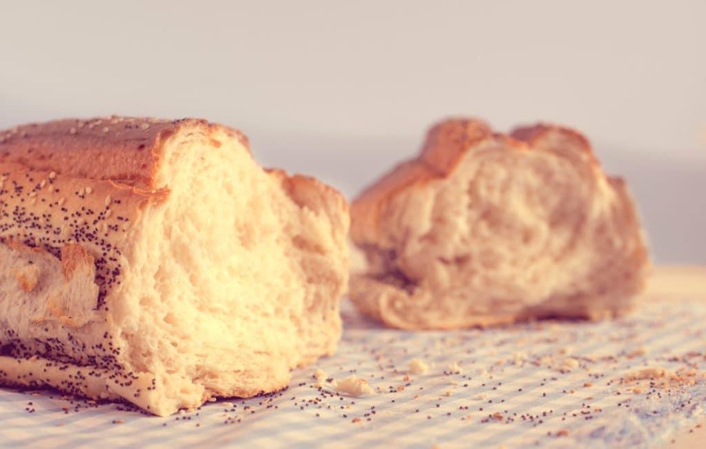 geteiltes Brot