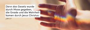 Hand, Regenbogen