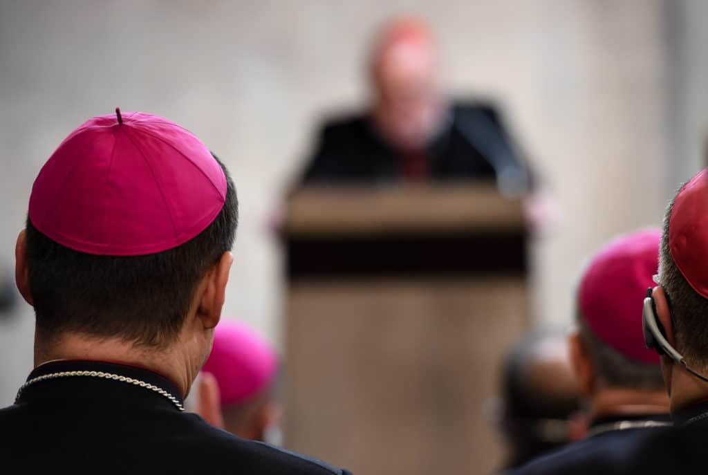 Bischöfe tagen