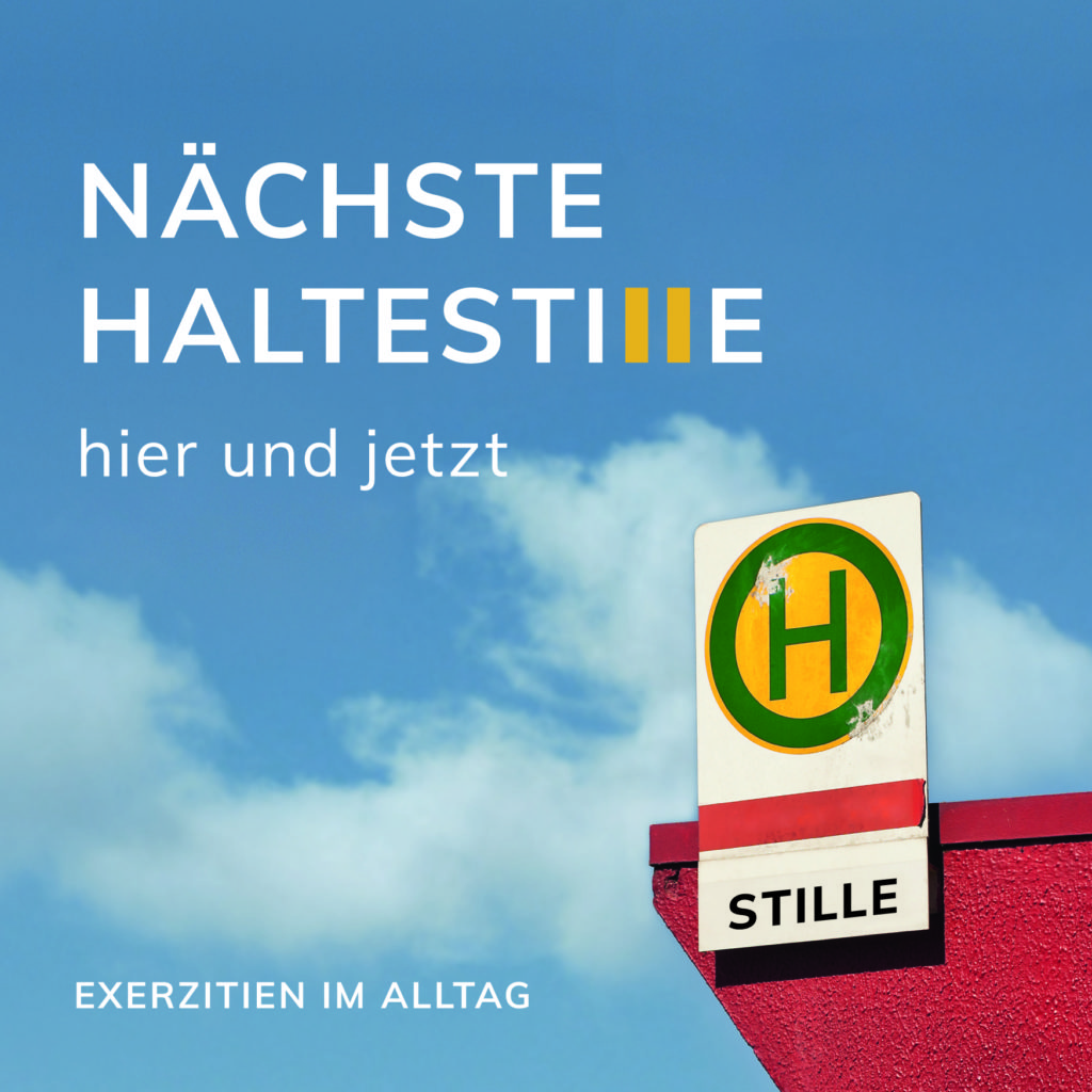 Titelseite Exerzitien HalteStille