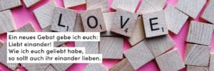 Buchstaben, Liebe, Scrabble