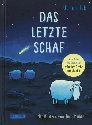 Buchcover Das letzte Schaf Ulrich Hub Carlsen Verlag