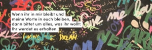 Graffiti, Schrift, Worte, bunt