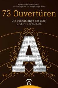 Buchcover 73 Ouvertüren, Gütersloher Verlagshaus