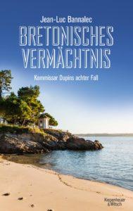 Buchcover Bretonisches Vermächtnis, Verlag Kiepenheuer & Witsch