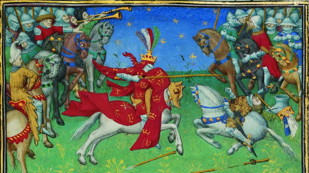 Alexander der Große im Mittelalter