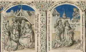 Der Heilsspiegel aus Kloster Einsiedeln