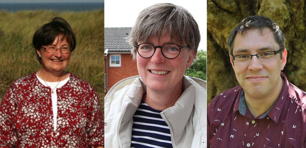 Manuela Wachndorfer, Susanne Wübker, Markus Fuhrmann
