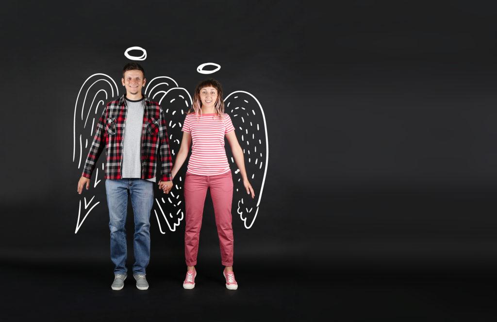 Engel sein