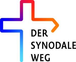 Das Logo ist ein Kreuz als Wegweiser