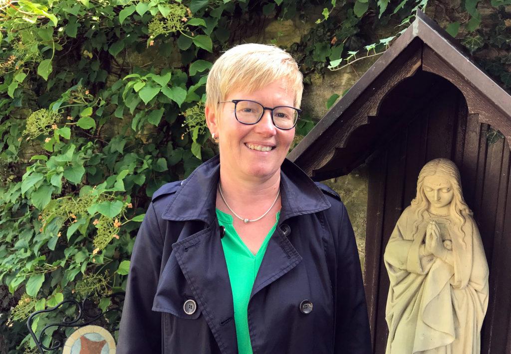Christine Hölscher, Pfarrbeauftragte im Bistum Osnabrück