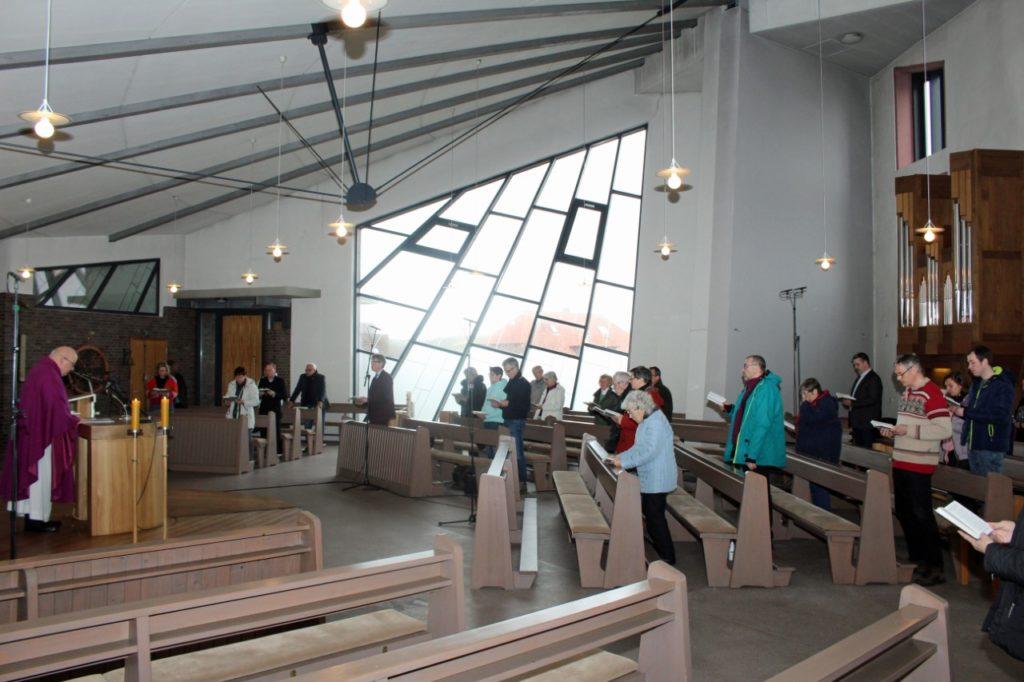 Orgelwerke auf der Insel Langeoog
