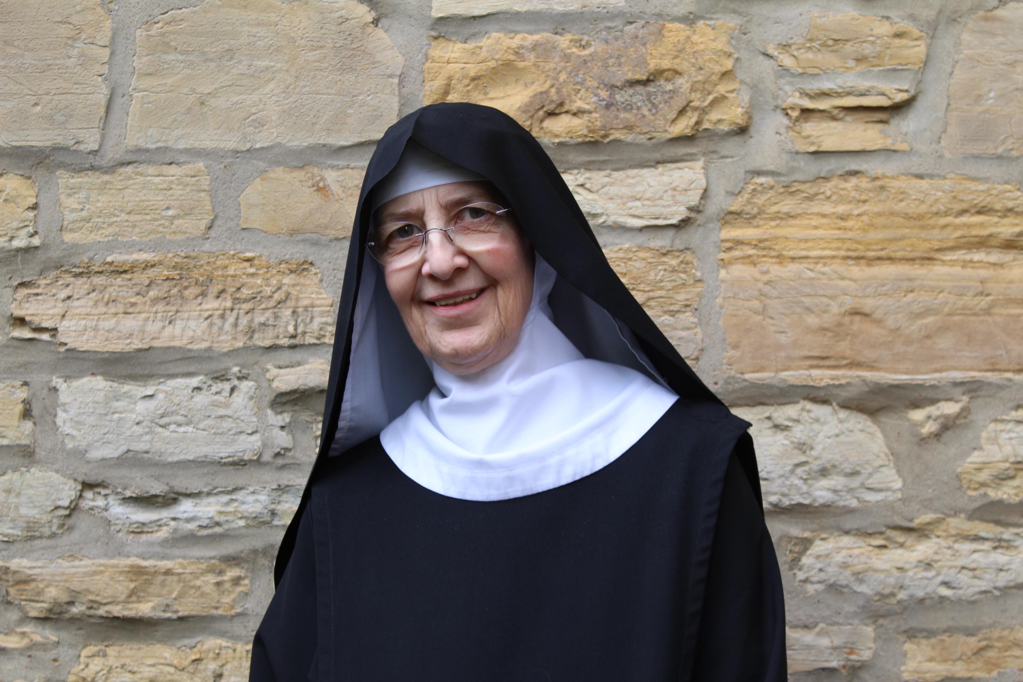 Schwester Raphael Mertens
