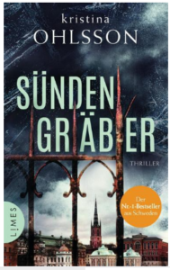 Buchcover Sündengräber