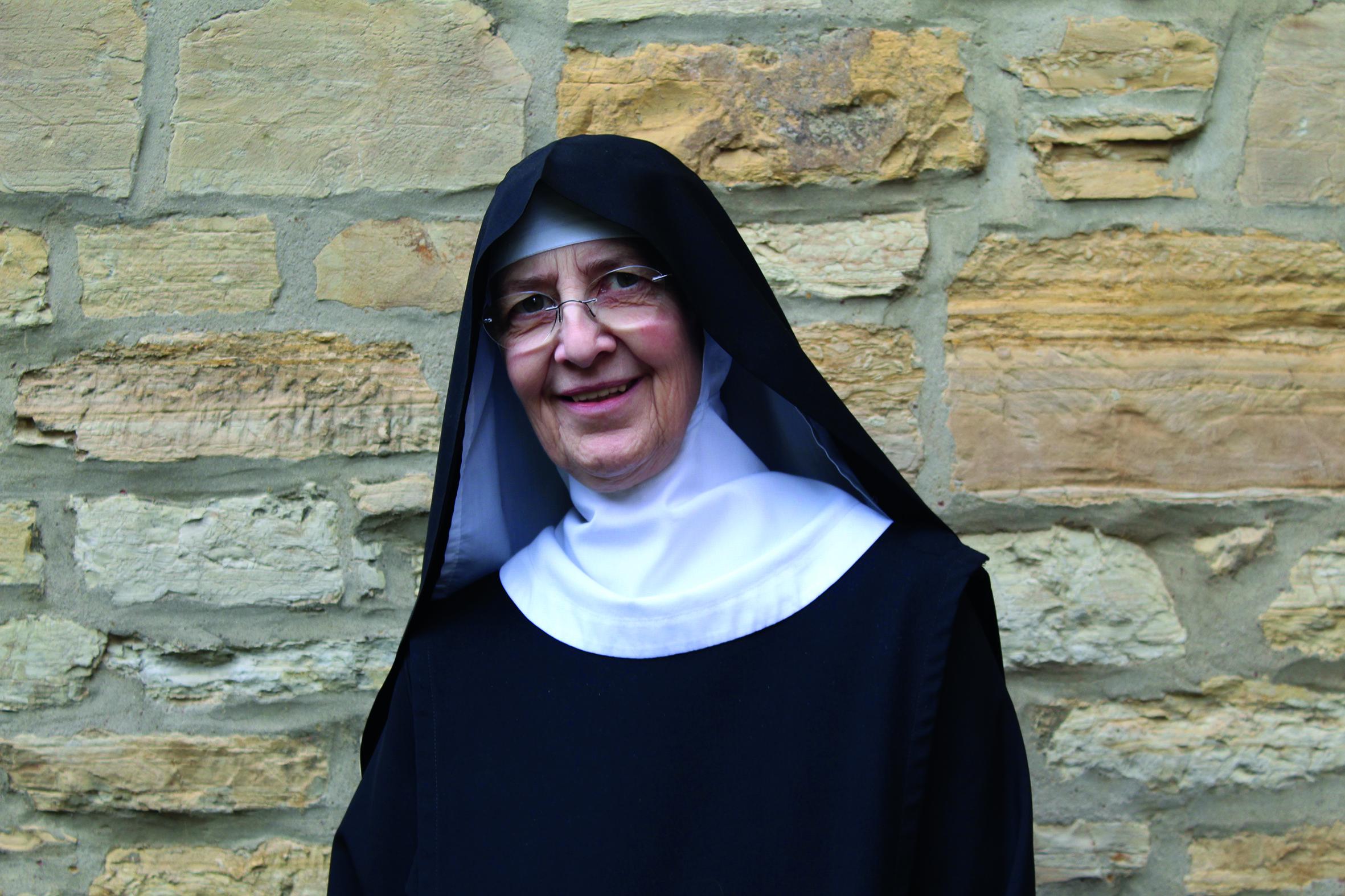 Schwester Raphael Mertens OSB