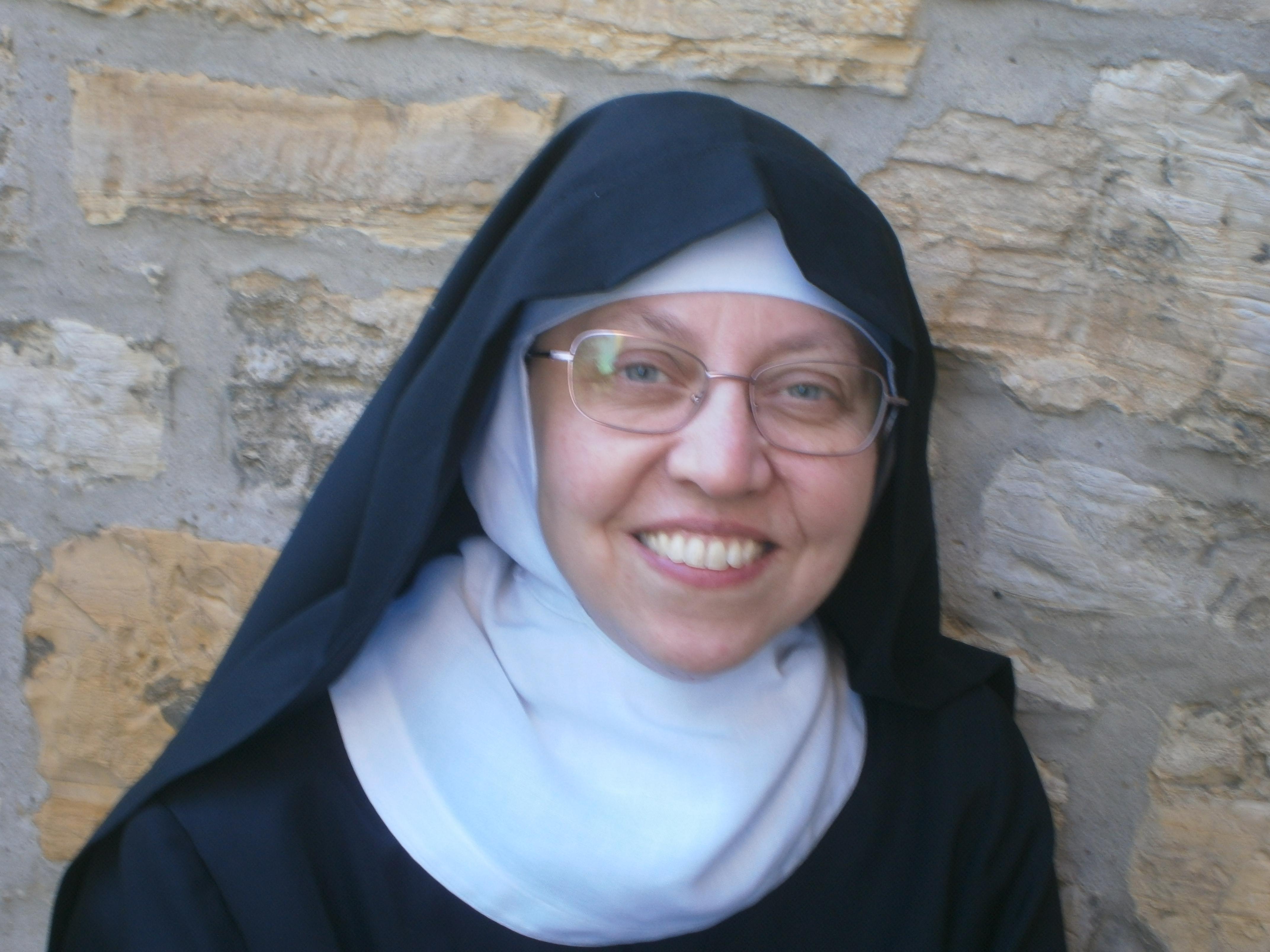 Schwester Ursula Wahle OSB