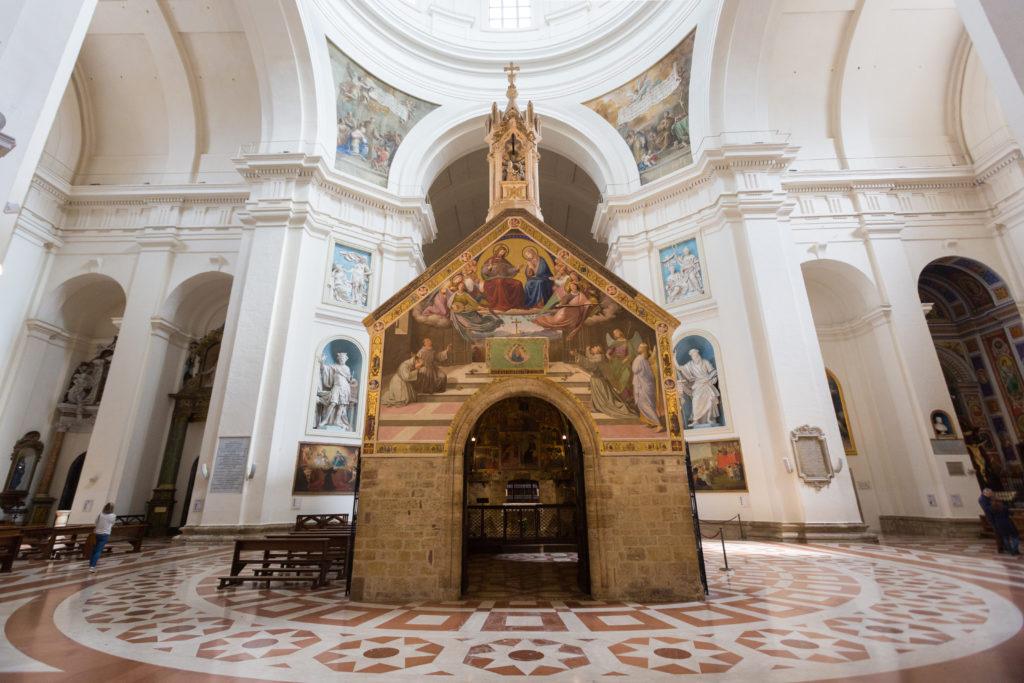 Basilika Santa Maria degli Angeli Assisi