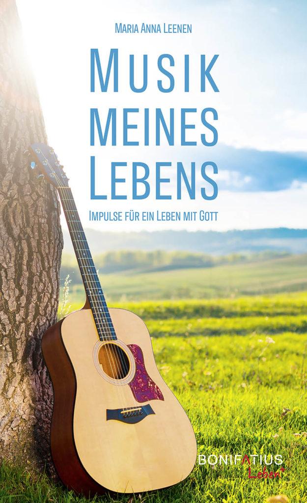 Buchcover Musik meines Lebens Maria Anna Leenen