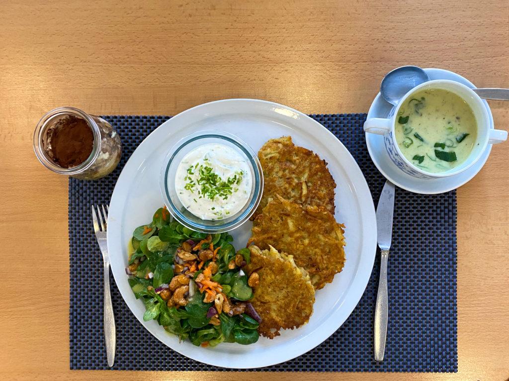 Nachhaltiges Gericht
