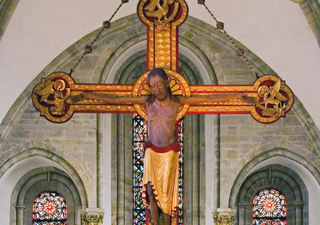 Kreuz im Dom
