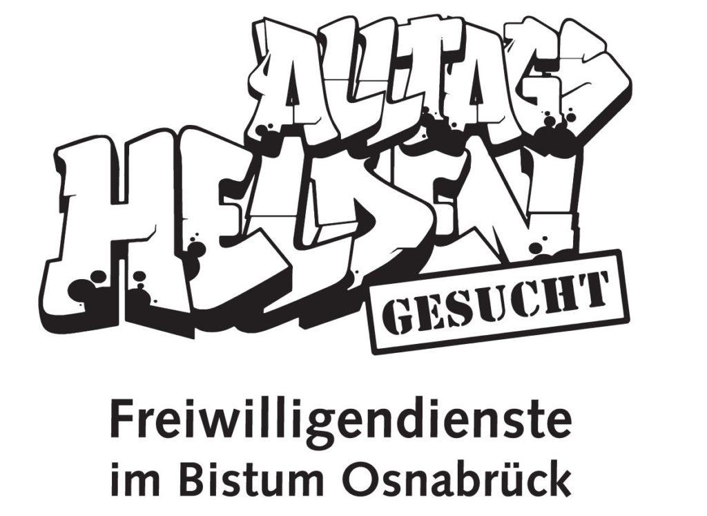 Das Logo des Freiwilligendienstes