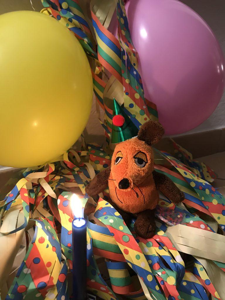 Die Maus feiert Geburtstag