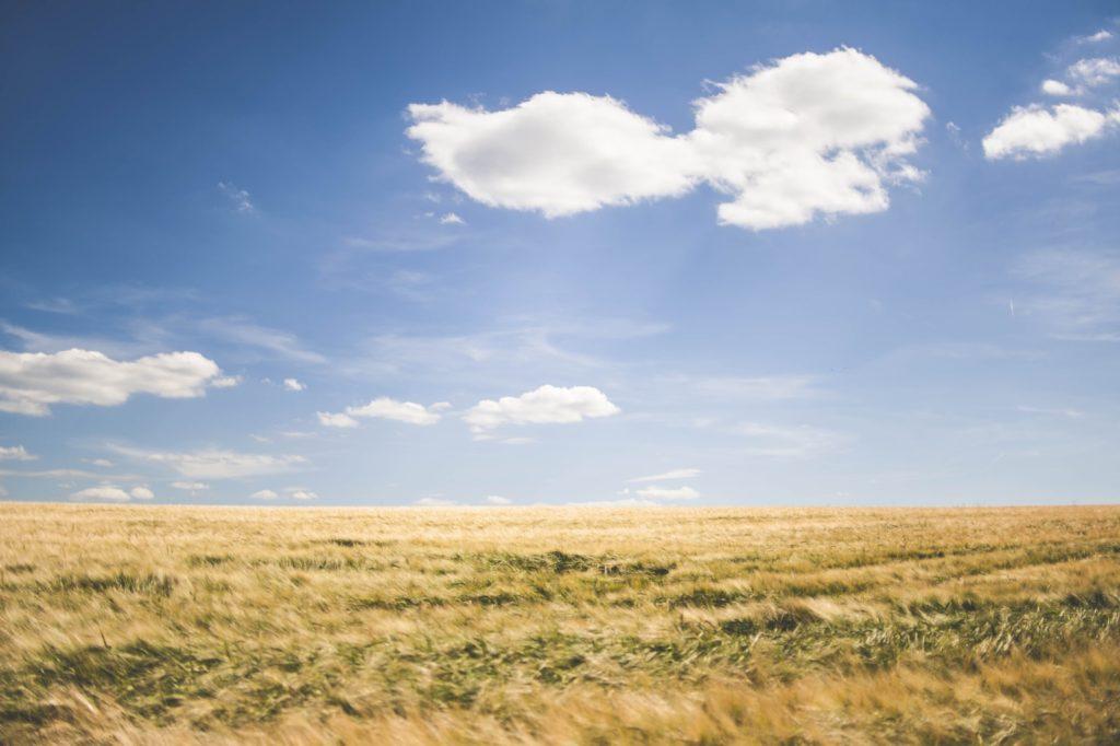 Natur und Himmel