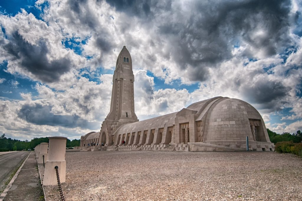 Gebeinhaus Douaumont